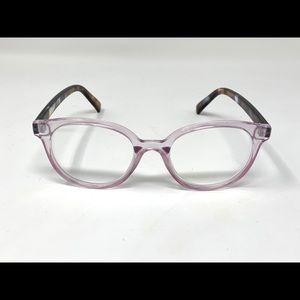 Loft cat eye reading glasses + 1.00